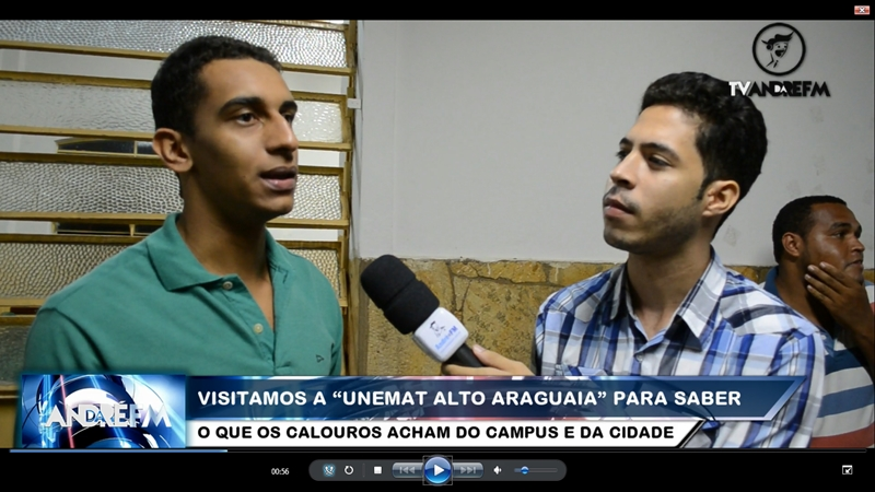 Photo of Visita ao campus da Unemat em Alto Araguaia MT