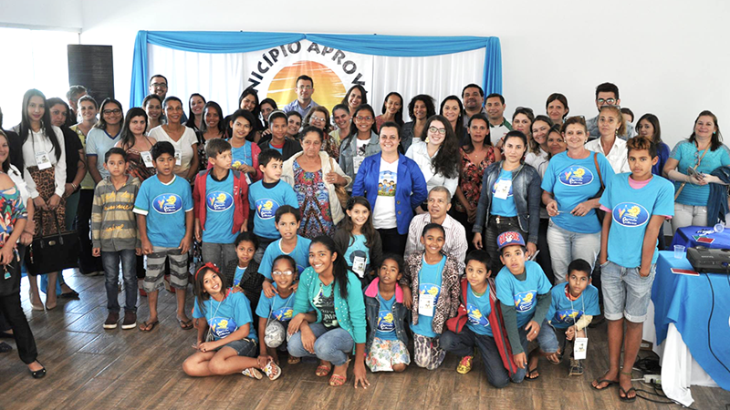 "Photo of Alto Taquari é certificado com ""Selo Unicef Município Aprovado"""